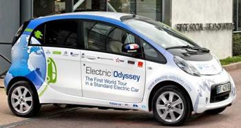 Auto elettriche: con Odissea Elettrica il giro del mondo con soli 250 euro