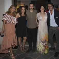 Il Margutta – L'arte di Tiziano Guardini diventa un abito 'green' d'alta moda
